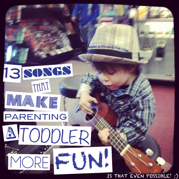 TODDLERSONGS